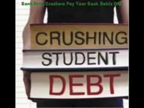 College Students & Middle Class Foreclosures Debts: We Pay Off Bank Debts!