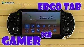 Розпакування Ergo Tab 8GB Gamer