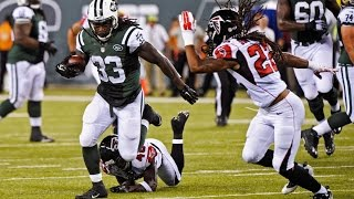 Falcons vs. Jets highlights - 2015 NFL Preseason Week 2