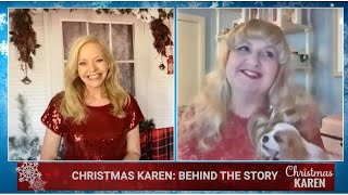 Christmas Karen: Behind the Story, Teri Wilson Author 3 Books Now Hallmark Movies
