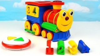 Best Kids Learning Teach Colors & Numbers Count Learn R/C Express Train Toddler Babies Toys Childre