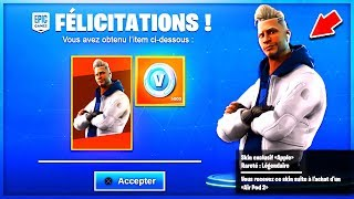 "VOICI the NEW PACK of SKIN ""APPLE"" on Fortnite!"