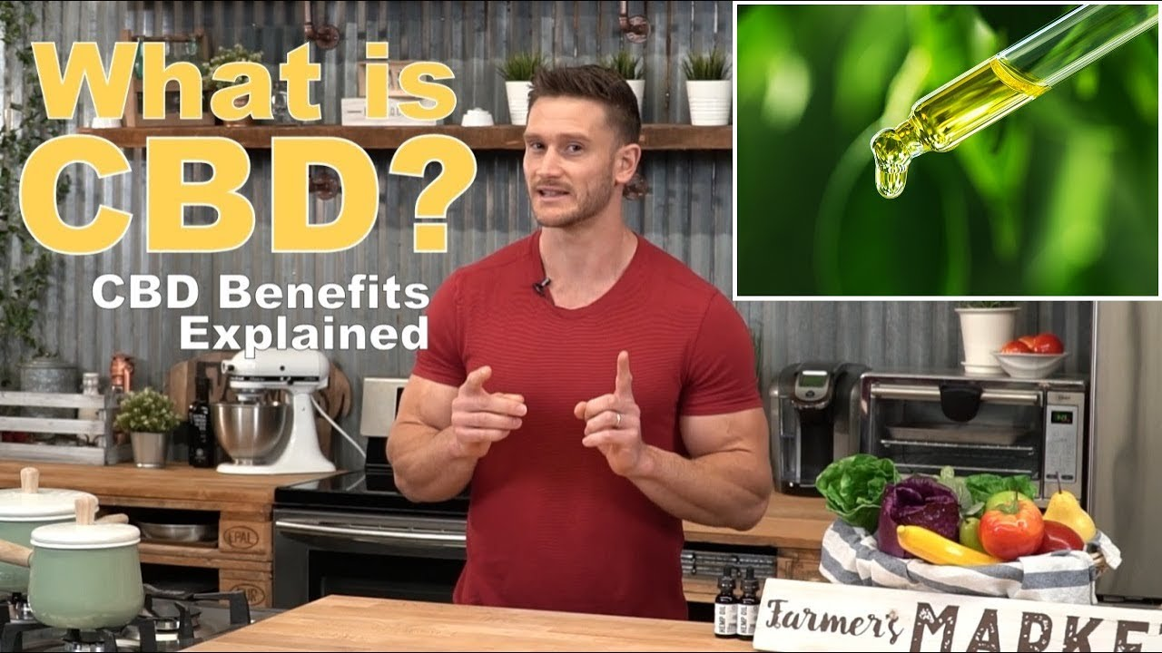 What is CBD? The Amazing Benefits of Taking CBD by Thomas DeLauer