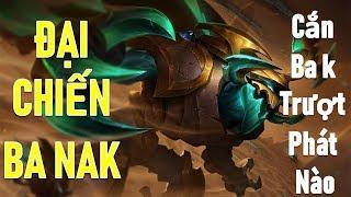 Kriknak vs Nakroth - cắn ba không trượt phát lào :(