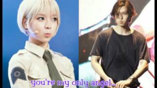 "Video Jonghyun-Choa story ""13"" download MP3, 3GP, MP4, WEBM, AVI, FLV Maret 2018"