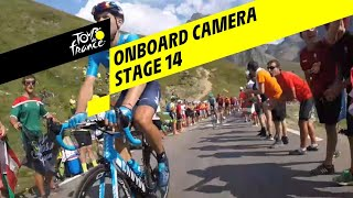 Tour de France 2019: Onboard beelden etappe 14