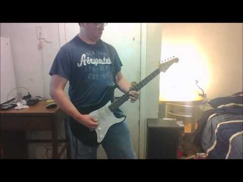 shinedown cut the cord guitar cover youtube. Black Bedroom Furniture Sets. Home Design Ideas