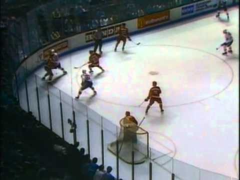 Canada Cup 1987 final 1 game