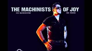 Die Krupps - The Machinists of Joy (2013) Full Album