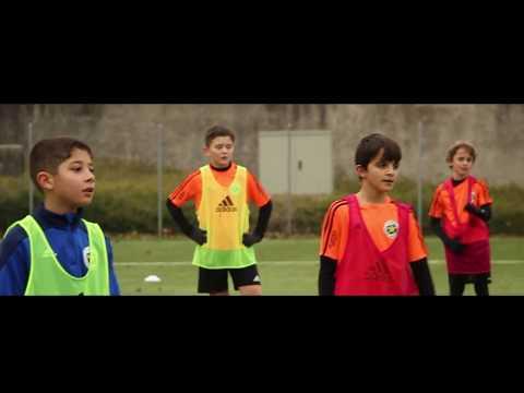 Voyage Football En Chine Ecfc U11 Youtube