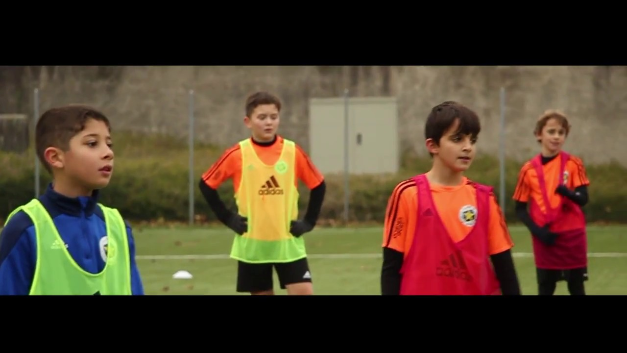Et Si On Partait En Chine Etoile Carouge Fc U11