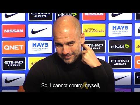 Pep Guardiola 'Regrets' Redmond Incident