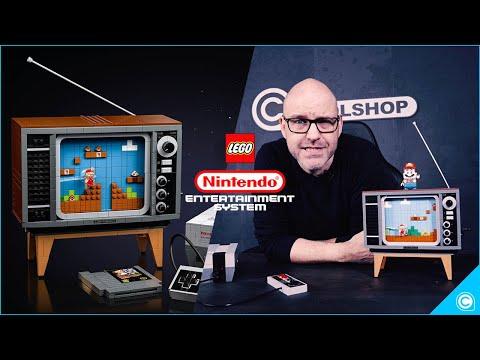 LEGO® Nintendo Entertainment System™ | Unboxing og Præsentation 🕹️