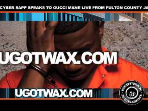 Download GUCCI MANE SPEAKS LIVE FROM FULTON COUNTY JAIL