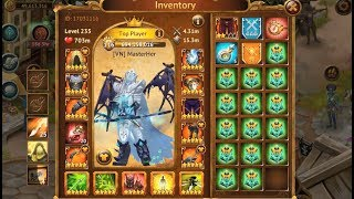 Guild of Heroes Game || Use Banner of Treasure Boss and Open  Skills Ability Chest