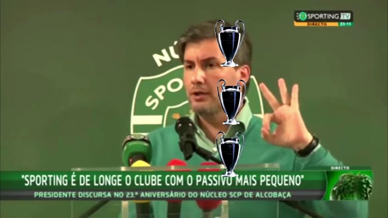 Bruno De Carvalho Comedy