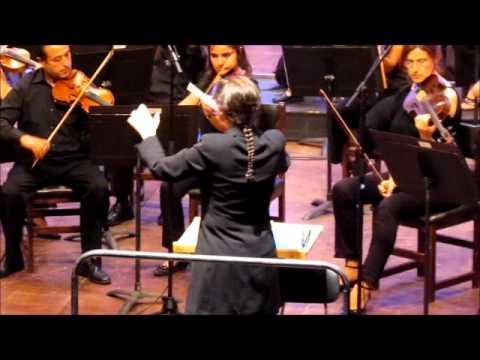 Oberon, obertura. Orquesta Sinfonica Universidad de Concepcion.