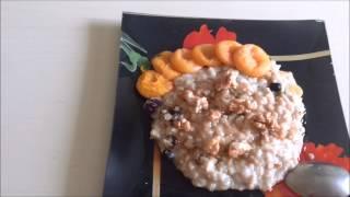 7  завтраков/правильное питание/недельный рацион
