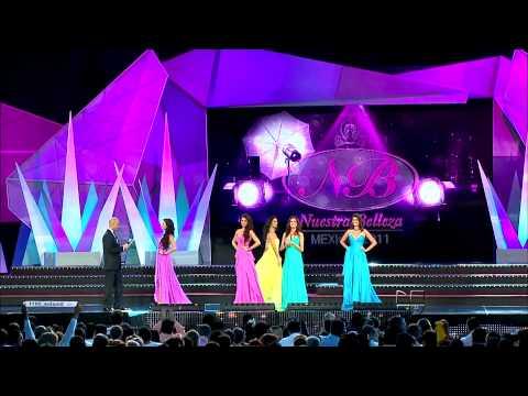 nuestra belleza mexico 2011,5 finalistas,entrevista