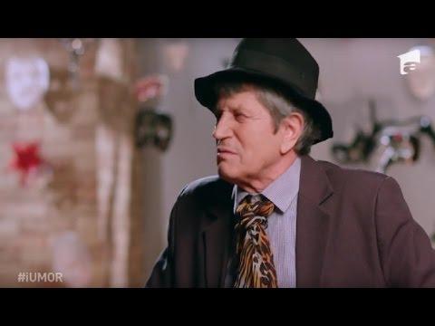 Ioan Stan, singurul om cu simțul umorului din satul său, Mărăcineni, ridică scena iUmor în picioare