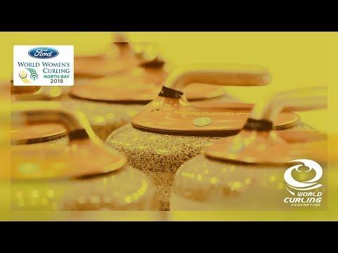 Sweden v Canada - Gold medal game - Ford World Women's Curling Championships 2018