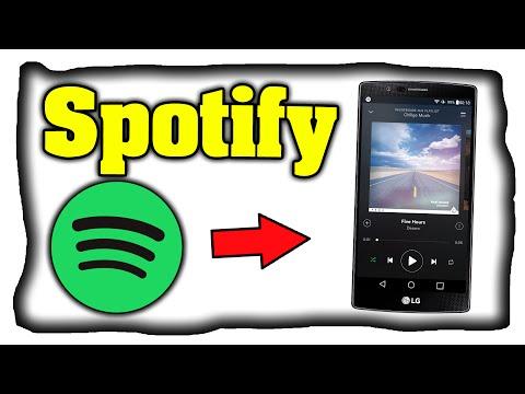 Spotify lokale Dateien auf Smartphone übertragen! Private Musik zu Spotify hinzufügen! - Tutorial