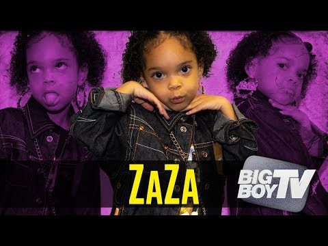 "zaza-performs-her-song-""what-i-do?"",-being-on-ellen-degeneres-&-wanting-to-meet-cardi-b"