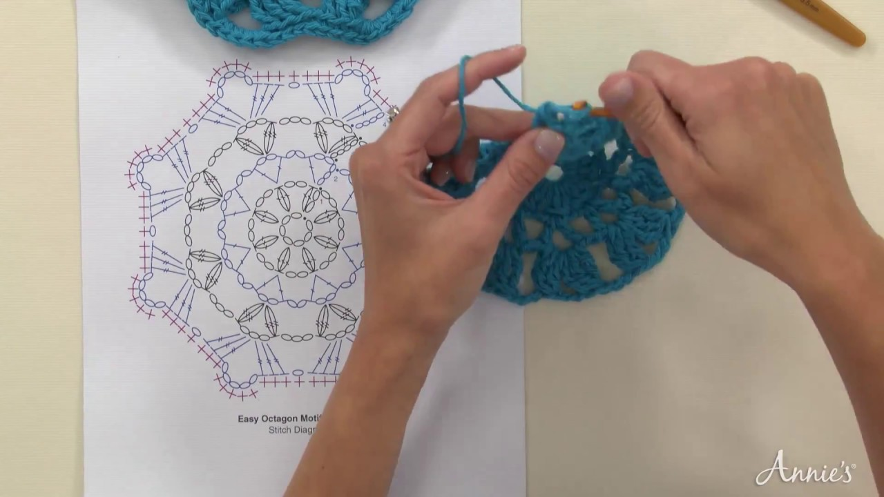 Learn to read symbol crochet diagrams an annies video class youtube ccuart Image collections