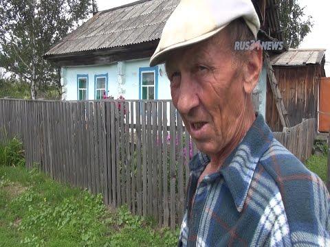 Алтайское село Соколово