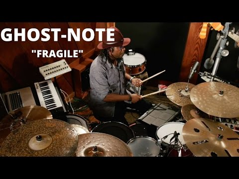 "Meinl Cymbals Ghost-Note Drum Video ""Fragile"""