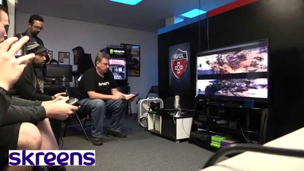 Halo 5 Splitscreen