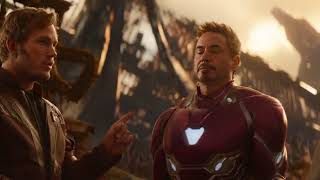 Avengers Infinity War Official Trailer New today Release