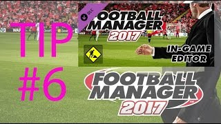 Tip #6 [FM2017] - Football Manager 2017 In-Game Editor คือ ? ซื้อที่ไหน ? ทำอะไรได้บ้าง ?