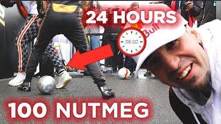 24 HOURS TO NUTMEG 100 PEOPLE ! Formula E PARIS EPRIX