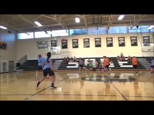 Game Highlights Summer Collegiate League: Orange vs Carolina Blue