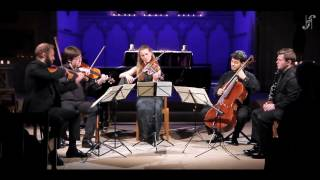 Mozart Clarinet Quintet in A K.581, I. Allegro (extract)