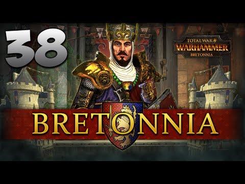 THE RETURN OF CHAOS! Total War: Warhammer - Bretonnia Campaign #38