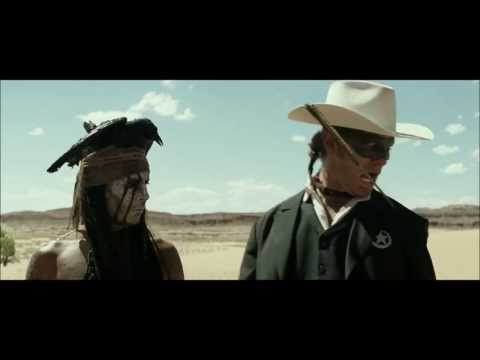 Arrow In The Shoulder  Movie  HD The Lone Ranger