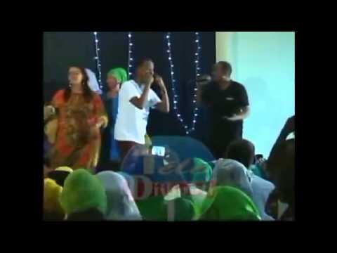 Mohamed Bk Hees Cusub Show Djibouti 2015 HD