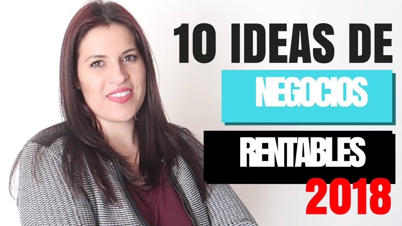 IDEAS DE NEGOCIOS RENTABLES ONLINE: COMO GANAR DINERO POR INTER