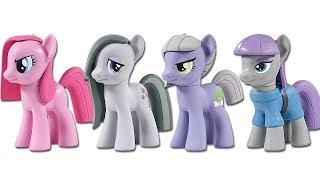 Custom My LITTLE PONY Pinkie Pie, MARBLE, Limestone, MAUD PIE Tutorial MLP Toy | SweetTreatsPonies thumbnail