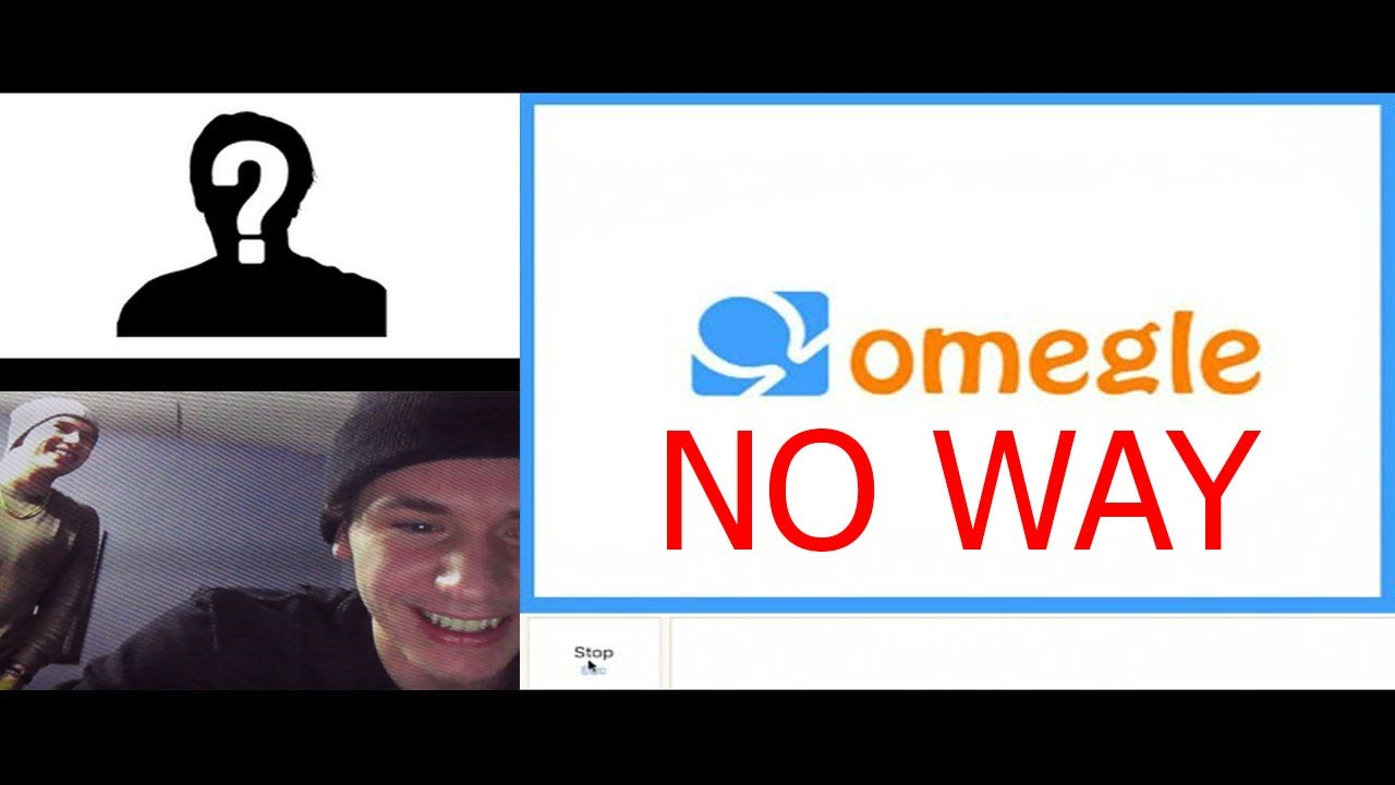 WE MET A LEGEND ON OMEGLE!!! - YouTube