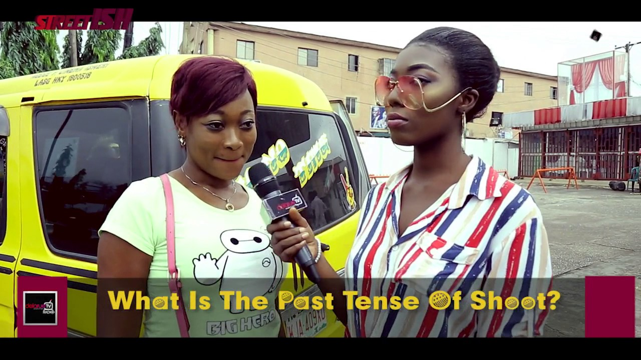 What is the past tense of shoot? 