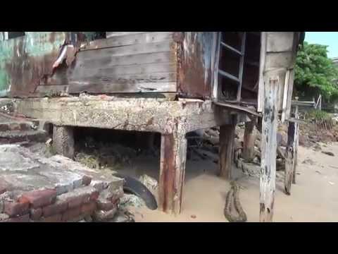 Другой Гонконг. Заброшенная деревня - Жизнь в Китае #55