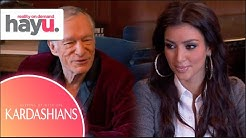Kim & Kris Meet Up With Hugh Hefner | Season 1 | Keeping Up With The Kardashians
