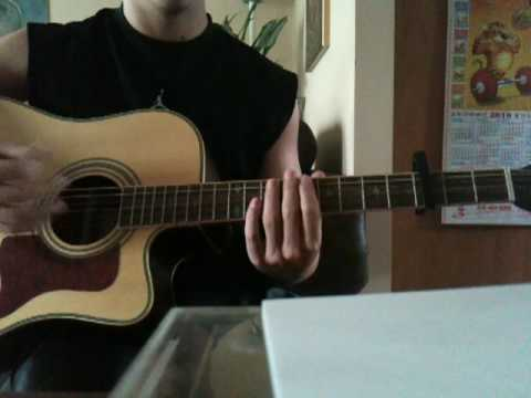 How to play Second Chance by Shinedown on guitar - YouTube