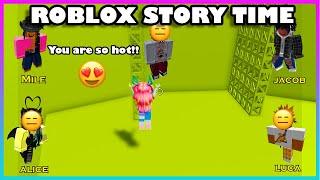 "TEXT to speech emoji Roblox emoji Groupchat Conversations | ""POOR GIRL"""