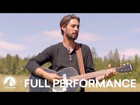 Ryan Bingham Performs 'Wolves' | Yellowstone | Paramount Network