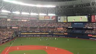 2018/7/13 京セラドームで行われたオールスターゲームに行ってきましたw...