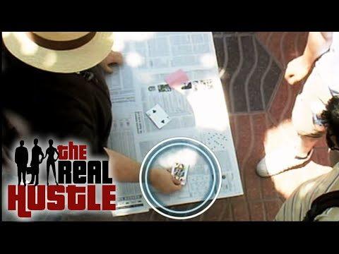 The Real Hustle: Three Card Monte